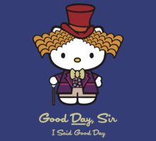 Hello Kitty | Willy Wonka | Good Day, Sir by rydrew