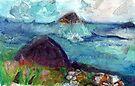By the Sea by Diane  Kramer