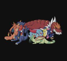 Team Kumori by KumoriDragon