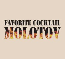 Favorite cocktail Molotov by SlubberBub