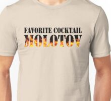 Favorite cocktail Molotov Unisex T-Shirt