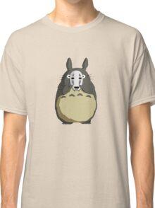Totoro Mask Classic T-Shirt