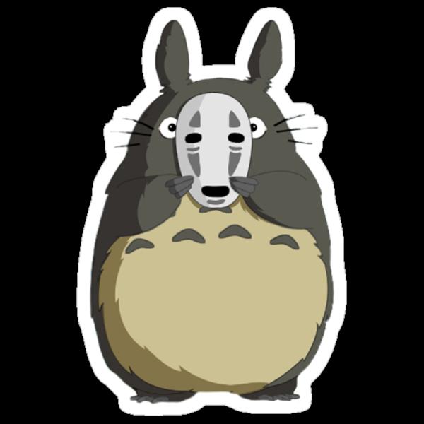 Totoro Mask by pacmen