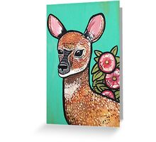 Oh, Deer. Greeting Card