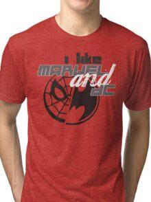 Why Choose? Tri-blend T-Shirt