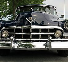 Black Cadillac by Gary Horner