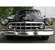 Black Cadillac Photographic Print