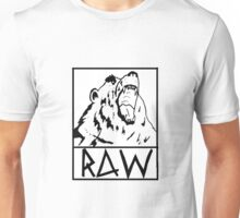 RAW Logo Tee Unisex T-Shirt