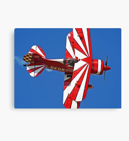 The Pitts Special - Shoreham 2013 Canvas Print