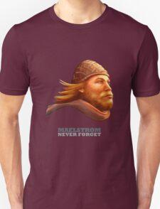 EPCOT Norway Pavilion MAELSTROM NEVER FORGET - Retro Disney - Viking T-Shirt