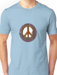 Peace Out II Unisex T-Shirt