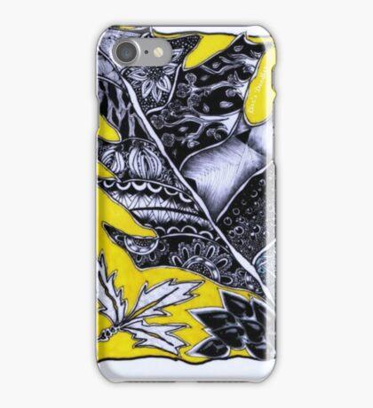SOME AUTUMN ZEST LEAF iPhone Case/Skin