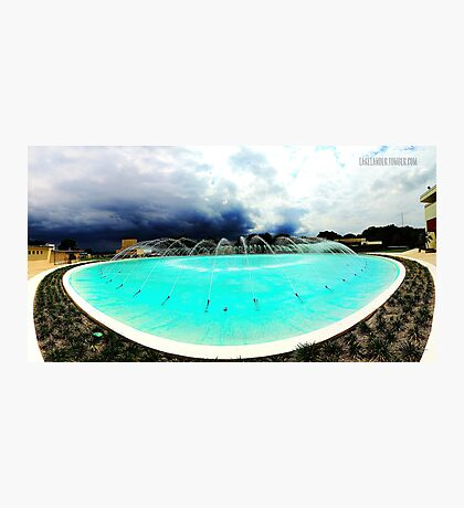 Frank Lloyd Wright Water Dome Photographic Print