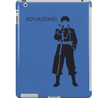 Roy Mustang iPad Case/Skin