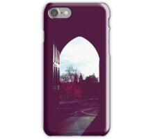 Glasgow Landscape iPhone Case/Skin