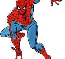 Spiderman by welovevintage