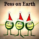 Peas on Earth by Thad Zajdowicz
