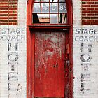 Stage Coach Hotel by Charles Dobbs Photography
