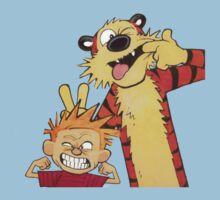 Calvin and Hobbes by TVclassics
