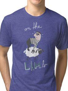 On the LAMb Tri-blend T-Shirt