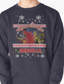 Merry Christmas Godzilla!! T-Shirt