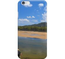 Out of his depth... iPhone Case/Skin