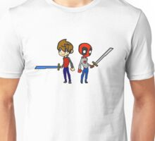 Spiff and Taquito  Unisex T-Shirt