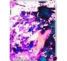 wild Purple iPad Case/Skin