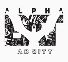 Alphabat AB City 1 by supalurve
