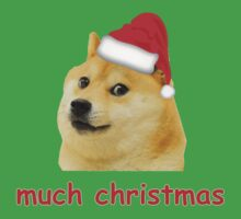 Christmas Doge by timnock