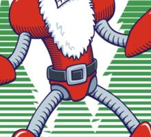 RoboSanta 2000 Sticker