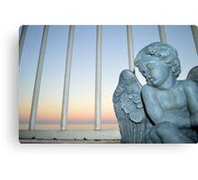 Stone Angel Canvas Print