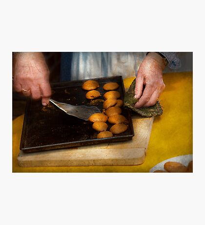 Baker - Food - Have some cookies dear Photographic Print