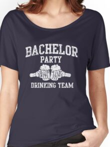 Bachelor Party Drinking Team Women's Relaxed Fit T-Shirt
