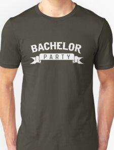 Bachelor Party Ribbon T-Shirt