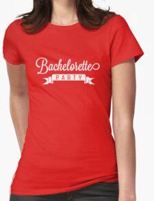 Bachelorette Party Ribbon T-Shirt