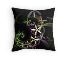 Beanstalk Throw Pillow
