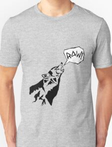RAW WOLF HOWL TEE T-Shirt