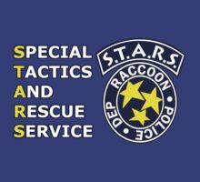 S.T.A.R.S. Member shirt by Steven Hoag