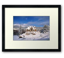 The Chapel on the Rock III Framed Print