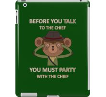Party Pat (Adventure Time) - The Chief iPad Case/Skin
