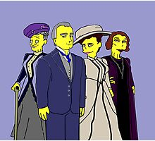 Downton Abbey Four Photographic Print