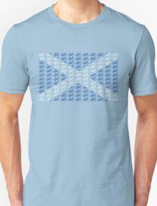 Bike Flag Scotland (Small) T-Shirt