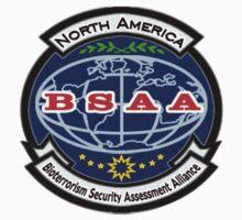 B.S.A.A. Member shirt by Steven Hoag