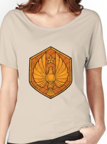 PPDC SHIELD - BRONZE Women's Relaxed Fit T-Shirt