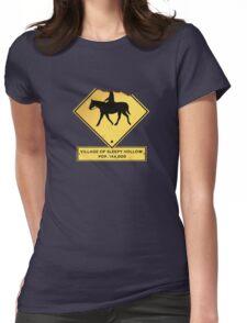 Headless Horseman case Womens Fitted T-Shirt