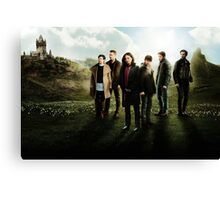 A Journey to Camelot Canvas Print