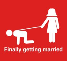 Finally getting married by bridal