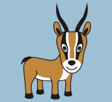 My Day at the Zoo - Gazelle Kids Tee