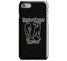 FFB Grey Logo Phone Case iPhone Case/Skin